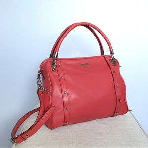 Rebecca Minkoff Cupid Satchel Crossbody Handbag
